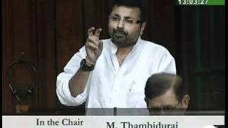 Foreign Contribution (Regulation) Bill, 2010: Sh. Nishikant Dubey: 27.08.2010