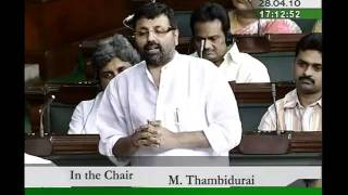 Finance Bill, 2010: Sh. Nishikant Dubey: 28.04.2010