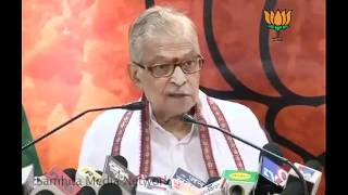 PAC report on 2G Scam: Sh. Murli Manohar Joshi: 17.06.2011