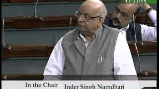 Discussion on the Budget (General) for 2010-11: Sh. Lal Ji Tandon: 11.03.2010