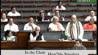 Motion of thanks on the President's address: Sh. Murli Manohar Joshi: 05.03.2010