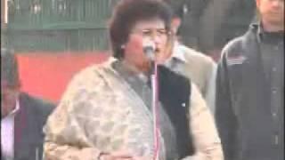Karyakarta Sammelan in New Delhi: Smt. Aarti Mehra: 11.01.2011