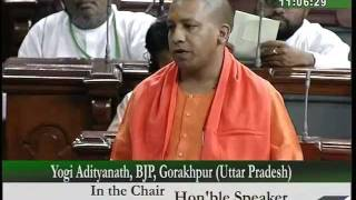 Q.NO. 61 - Inter-linking of Rivers: Sh.Yogi Adityanath: 08.07.2009