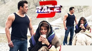 RACE 3: Salman Khan And Jacqueline Cute Moment In Kashmir Will Melt Your Heart