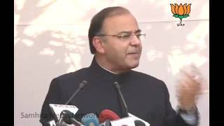 Speech: Meeting of Delegation  2G Spectrum Scam: Sh. Arun Jaitley: 03.02.2011