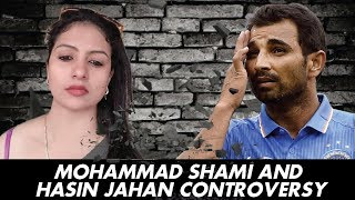 Mohammed Shami and Hasin Jahan controversy (timeline)