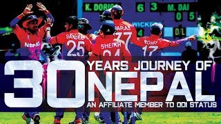 Nepal's journey from 1988 to 2018