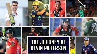 Kevin Pietersen's journey