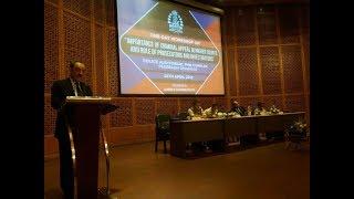 J&K Police organises workshop on importance of criminal appeal