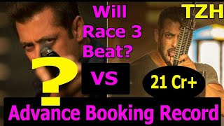 Will Race 3 Beat Tiger Zinda Hai Advance Booking Record?
