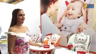 Uncut: Esha Deol & Husband Bharat Takhtani At UBM's CBME Inauguration