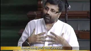 Matters of Urgent Public Importance: Sh. Nishikant Dubey: 03.08.2011