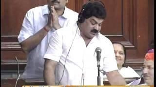 Matters of Urgent Public Importance: Sh. A. T. Nana Patil: 04.08.2011