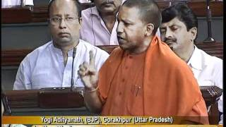Discussion Under Rule 193 on Prime Minister's Statement: Sh. Yogi Adityanath: 17.08.2011