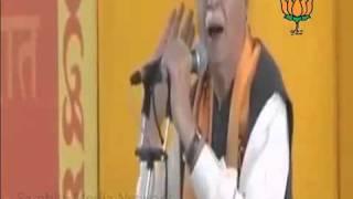 Speech: Sadbhavana Mission Fast Programme: Sh. Lal Krishna Advani: 17.09.2011