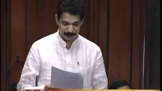 Matters of Urgent Public Importance: Sh. Nalin Kumar Kateel: 29.08.2011