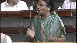 Juvenile Justice (Care & Protection of Children)  Bill, 2011: Smt. Rama Devi: 29.08.2011