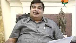 Speech: Kavita Sangrah of Upendra Kothekar: Sh. Nitin Gadkari: 29.09.2011