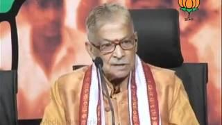 BJP Press: Salman Khurshid Statement & Planning Commision: Sh. Murli Manohar Joshi: 03.10.2011