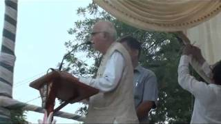 Jan Chetna Yatra Speech from Hinganghat: Sh. L. K. Advani: 18.10.2011
