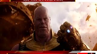 Avengers infinity wars || Review || Hindi || show timings and price in india