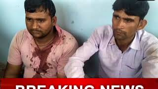 यूपी : गौ तस्करों की हिन्दू संगठन के लोगों की पिटाई