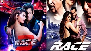 Race 3 New Poster Looks Very Similar To Race Poster
