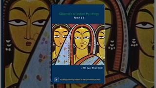 Anblicke des Indischen Gemalde-Teils 1