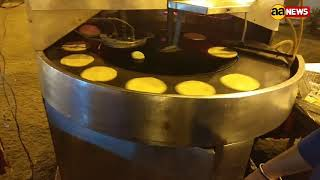 Chapati maker . Roti Banane ki mashin | roti making machine