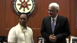 EAM with Vice President of Philippines, His Excellency Mr.Binay