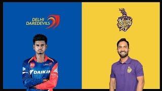 Delhi Daredevils vs Kolkata Knight Riders Match Preview | IPL shorts