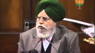 BJP Press: Lokpal bill introduced in Parliament: Sh. S.S  Ahluwalia: 21.12.2011