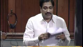 Matters of Urgent Public Importance: Sh. Lalubhai Babubhai Patel: 12.12.2011