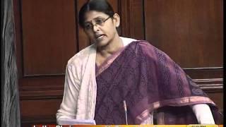 Matters of Urgent Public Importance: Smt. Jyoti Dhurve: 12.12.2011