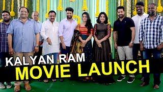 Kalyan Ram New Movie Opening | Niveda Thomas | Shalini Pandey | Jr NTR