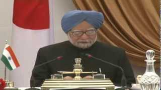 Visit of Prime Minister of Japan to India-Signing of Joint Statement and Press Statements