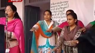 राष्ट्रीय मतदाता दिवस के मौके पर मतदाता जागरूकता कार्यक्रमो का किया गया आयोजन