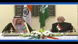 Edited-Visit of Crown Prince of Saudi Arabia to India: Signing of Agreements