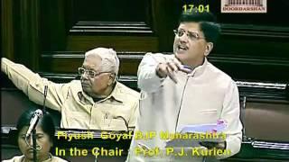 Rajya Sabha: The Architects (Amemdment) Bill, 2010: Sh. Piyush Goyal: 14.12.2011