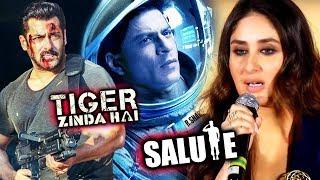 Tiger Zinda Hai CROSSES 1100 Million Views On Youtube, Kareena On Shahrukh's SALUTE