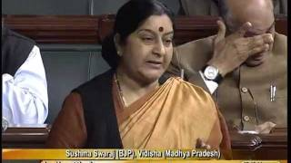 Question Hour: Q.No. 303: Role of Public Representatives in PMGSY: Smt. Sushma Swaraj: 15.12.2011
