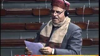 Matters of Urgent Public Importance: Sh. Virender Kashyap: 19.12.2011