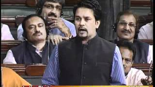 Situation arising out of money deposited illegally in foreign banks: Sh. Anurag Thakur: 14.12.2011