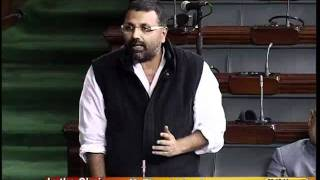 Matters of Urgent Public Importance: Sh. Nishikant Dubey: 20.12.2011