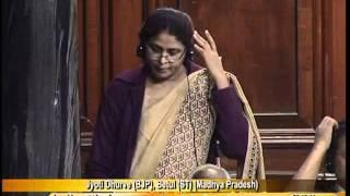 Question Hour: Q.No.366: Crop Processing Technology: Smt. Jyoti Dhurve: 20.12.2011