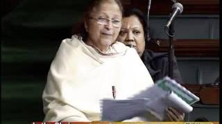 Prasar Bharti  Amendment Bill, 2011: Smt. Sumitra Mahajan: 20.12.2011