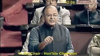Rajya Sabha: Lokpal & Lokayuktas Bill, 2011: Sh. Arun Jaitley: 29.12.2011
