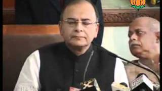 BJP Press : UP Election & Supreme Court's decision on 2G Scam : Sh. Arun Jaitley: 02.02.2012