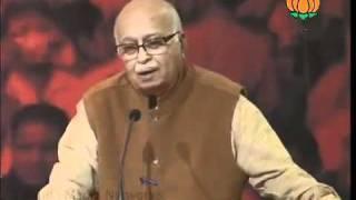Speech: Programme of Condolance of Late Sh. Ashwani Kumar: Sh. L. K. Advani: 09.02.2012
