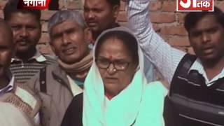 भाजपा प्रत्याशी ओमवती ने चुनावी प्रचार में झोंकी ताकत